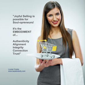 The NEW Paradigm of Selling: Inspiration vs Manipulation joyful selling quote