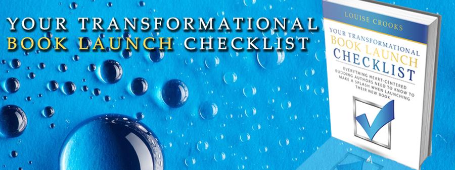 book launch checklist header